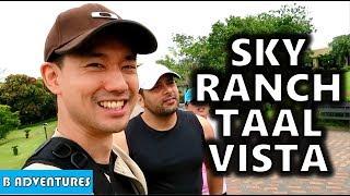Sky Ranch & Taal Vista Hotel, Tagaytay Philippines S4, Vlog 13