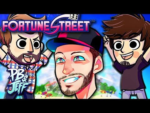 #SUB2YUNGTOWN! - Fortune Street w/ Yungtown (Part 1)