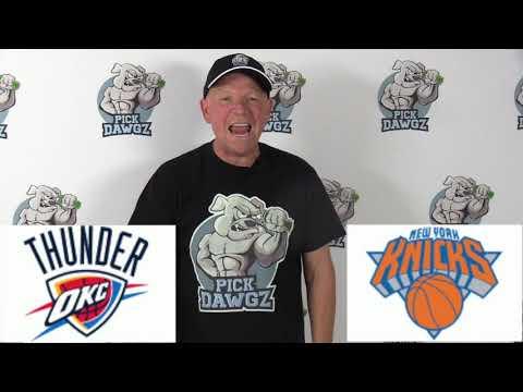 New York Knicks vs Oklahoma City Thunder 3/6/20 Free NBA Pick and Prediction NBA Betting Tips