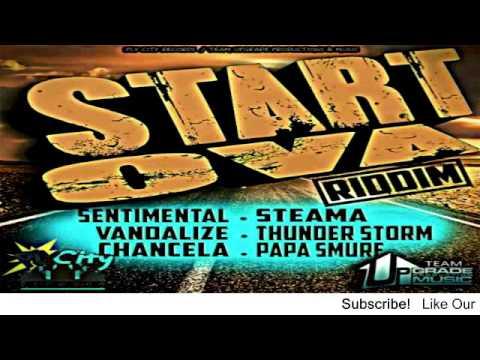 Start Ova Riddim Instrumental - 2016
