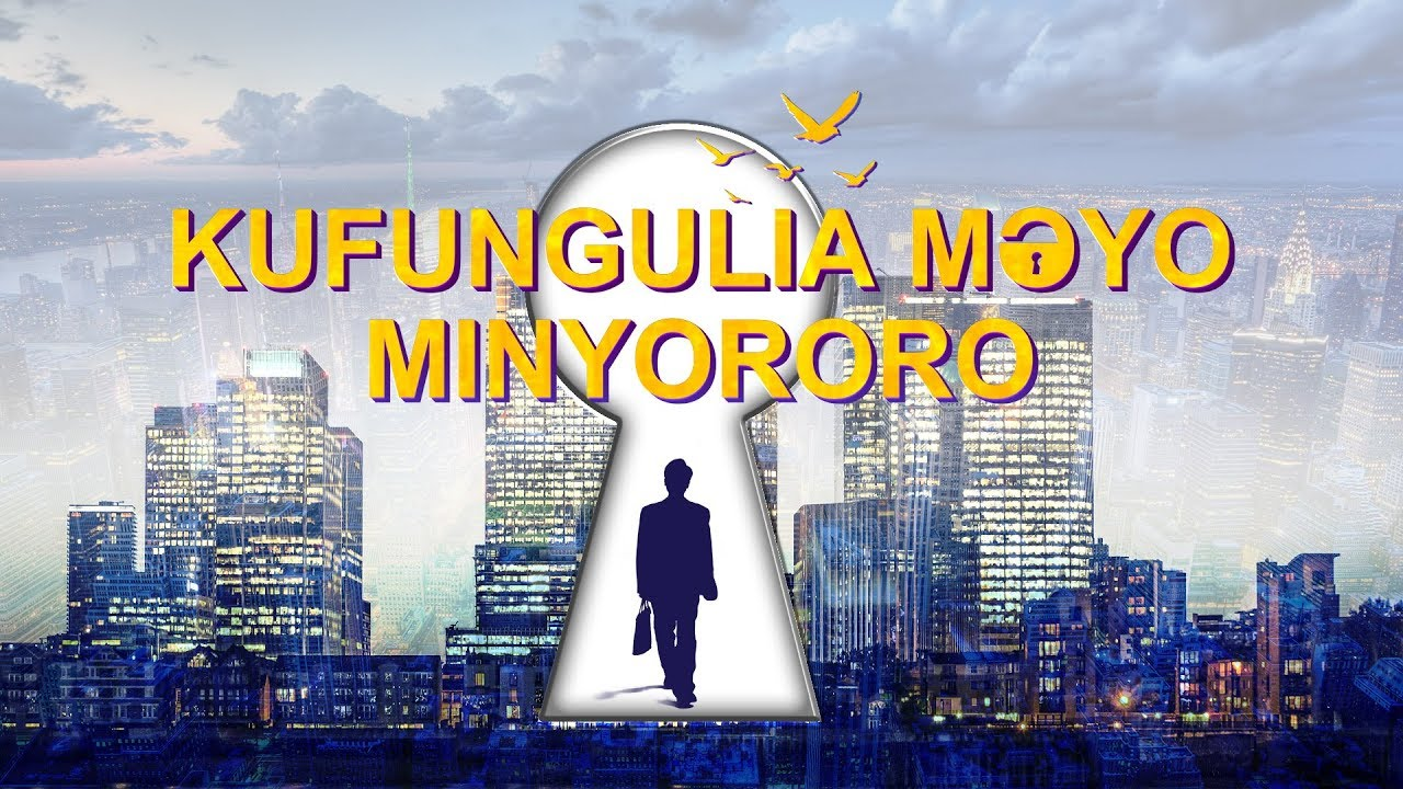 "Swahili Christian Movie ""Kufungulia Moyo Minyororo"" 