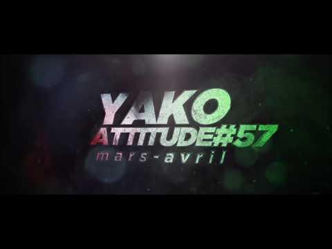 YAKO ATTITUDE MARS AVRIL 2018