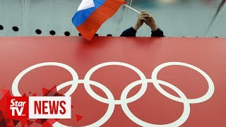 Russia banned from international sports for four years over doping scandal