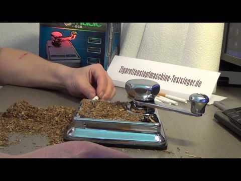 Vollautomatische Zigaretten Stopfmaschine Doovi