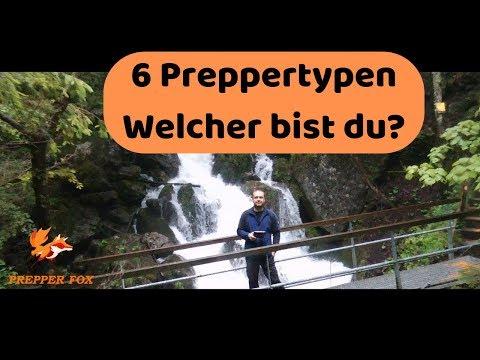 6 Preppertypen - Welcher bist du?