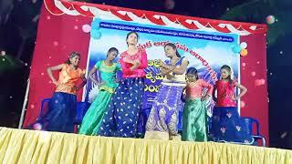 Latest christmas song/Chudalani ledha /dance performance/