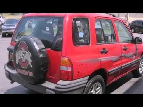 2004 Chevrolet Tracker Newark OH