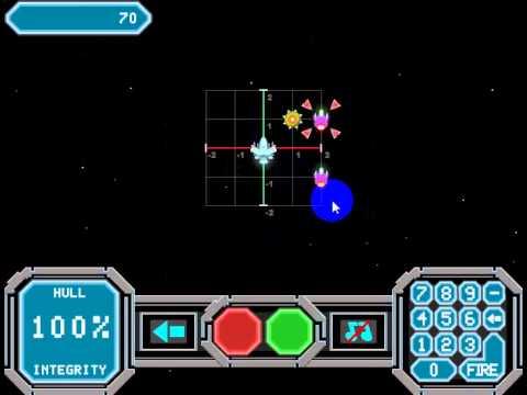 Quadrant Commander Coordinate Grid Game Overview / Tutorial