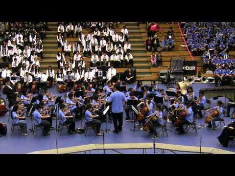 """Hiawatha"" by Moanalua Elementary School Orchestra@2012 Moanalua Complex Concert"