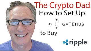 RippleQuest! How to Set Up a GateHub Account to Purchase Ripple
