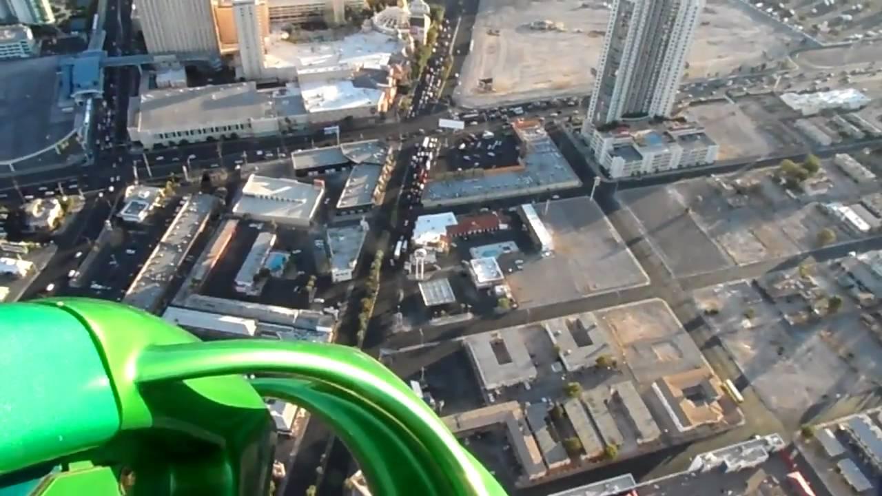 Inside View Of X Scream Ride Youtube