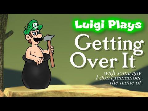 Luigi Plays: GETTING