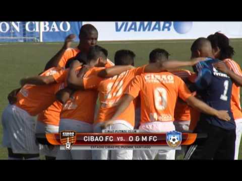 Video final Copa Dominicana Cibao FC vs Univerisad O&M