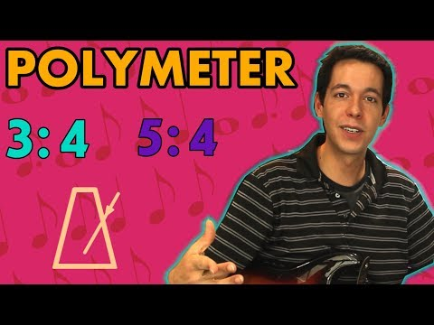 POLYMETER – Understanding and Using Complex Rhythms [MUSIC THEORY – RHYTHM]