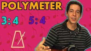 POLYMETER - Understanding and Using Complex Rhythms [MUSIC THEORY - RHYTHM]