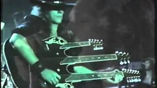 Bon Jovi - Wanted Dead Or Alive Live Moscow (best Richie Sambora performance)