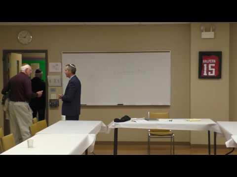 Ecclesiastes Class - November 1, 2016 - Part 5