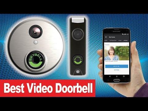 Best Video Doorbell for the price -Skybell Doorbell