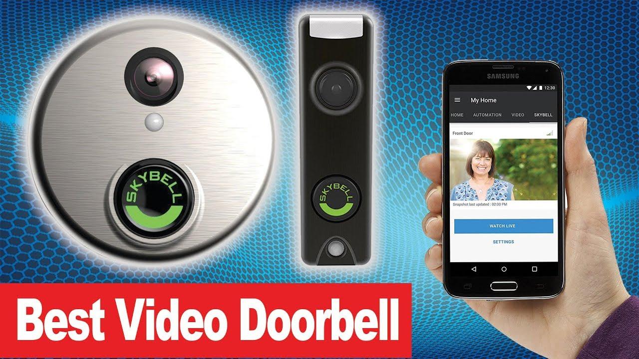 Best Video Doorbell for the price -Skybell Doorbell ☑️ Smart Home ☑️