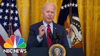 Biden Delivers Remarks On The Economy | NBC News