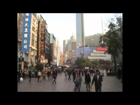 2013 Rundreise durch China 2013 Teil 8 von 8: Shanghai