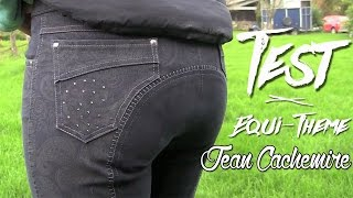 """~ TEST ~ Pantalon Equi-Thème """"Cachemire"""" ~"""