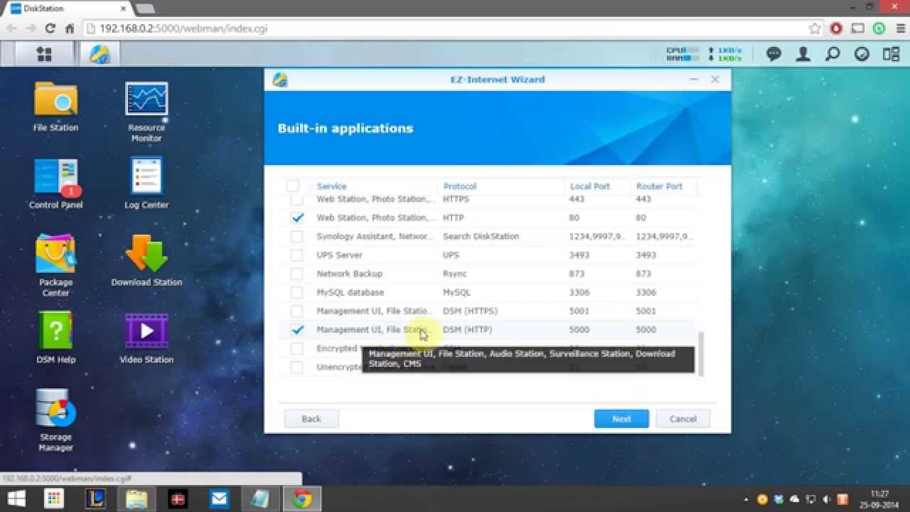Synology Tutorials | Getting Remote Access To Your Server (Automatic Port  Forwarding)