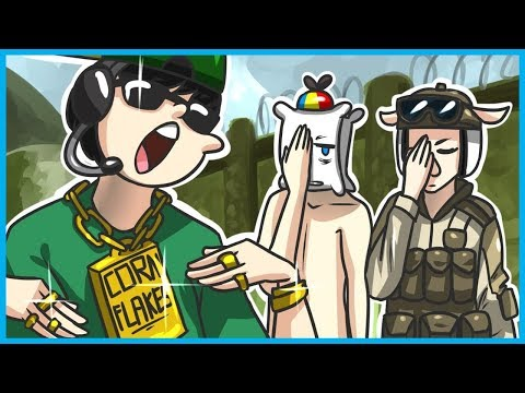 "THE DUMBEST THING NOGLA HAS EVER SAID! - Warface Funny Moments! - ""They Call Me Corn Flakes!"""