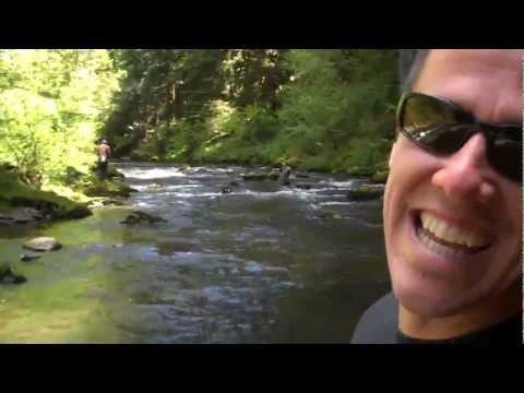 Alder Lake Fishing Trip