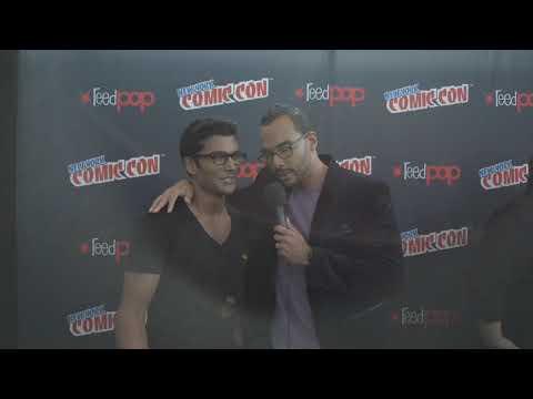 Reverie  Sendhil Ramamurthy  NYC Comic Con