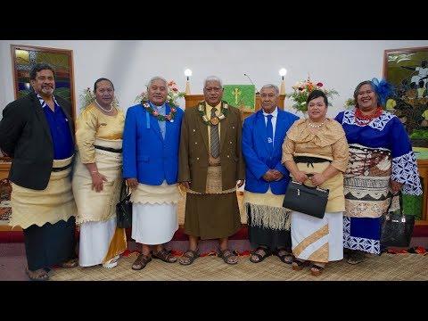 Pōlotu Lotu Fakafeta'i Kātoa ki Nukunuku 2018 - 14 October 2017