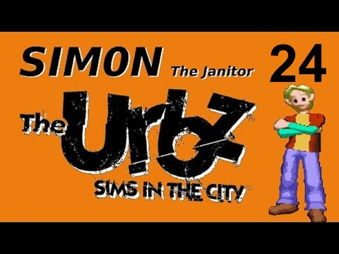 The Urbz: Sims In The City (DS) Part 24 - Glasstown