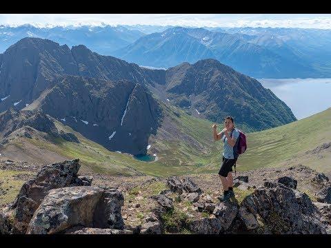 Best Challenging Hike Near Anchorage, Alaska