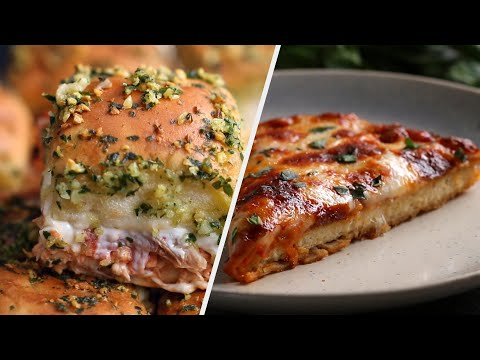 5 Cheesy Chicken Parmesan Recipes • Tasty