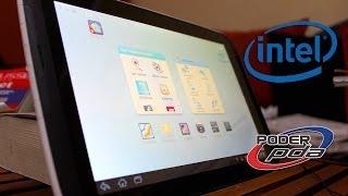 Intel tablet TM105 - Análisis en video