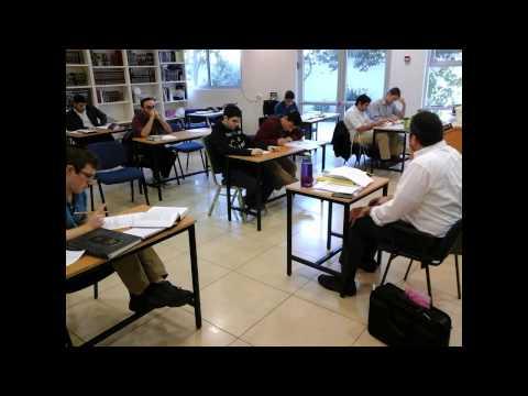 Rosh HaShana: The Unique Kedushas HaYom Sept. 16, 2015