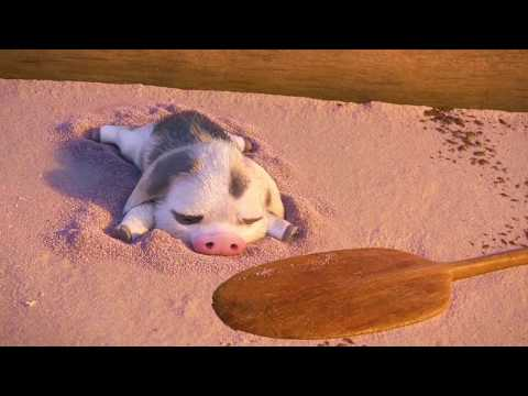 MOANA BUT WITHOUT PEOPLE OR WATER