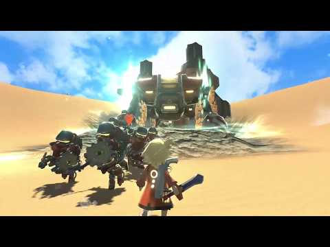 Eternal Edge Plus Gameplay Trailer