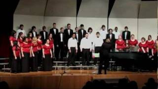 Mountaineer Choir - Hallelujah, Amen