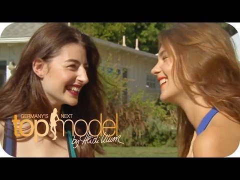 Das sexy Boys Shooting Teil I | Germany's next Topmodel 2014 | ProSieben