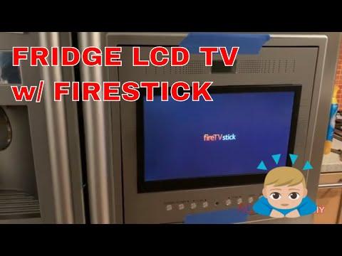 LG FRIDGE LCD  SCREEN FIX LRSC26980TT TV IN FRIDGE CUSTOM