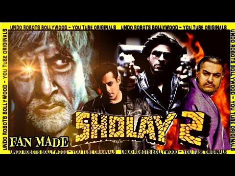 Sholay | Remake | Salman Khan | Shahrukh Khan | Aamir Khan | Amitabh Bachchan