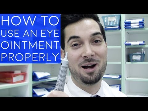 how-to-use-eye-ointment-|-how-to-apply-ointment-to-the-eyes-|-how-to-administer-an-eye-ointment