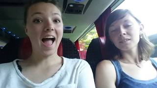 Zurich --- Turin, Italy – One late bus later | Day 9