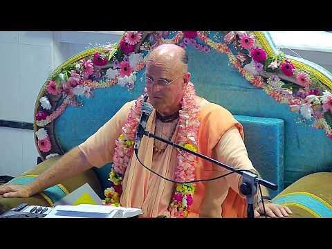 Шримад Бхагаватам 1.8.42 - Индрадьюмна Свами