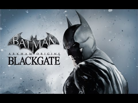 Batman Arkham Origins Blackgate Deluxe Edition |
