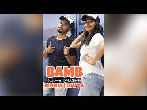 Bamb  Sukh-E  Badshah  Jaani  Dance Choreography  ft Mohit & Divya