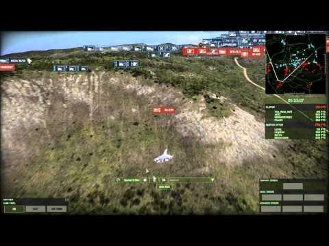 Wargame RD - Su-27M Shoots itself down
