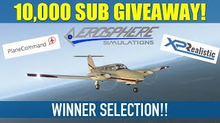 BambinoGames 10,000 Subscriber Giveaway WINNER SELECTION!
