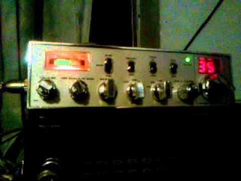 Conversacion  en la Radio Banda Civil Canal 35 Cd. Juarez / Problemas en la Nacion/Pemex,etc.